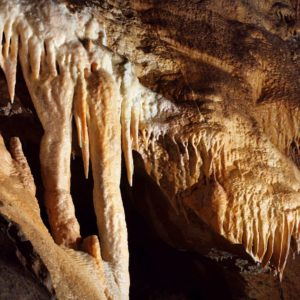 Stop 1: Driny cave